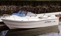2015- Arima Boats - Sea Chaser 16