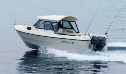 2015 - Arima Boats - Sea Legend 22 Hard Top
