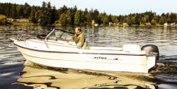 2016 - Arima Boats - Sea Chaser 16