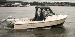 2016 - Arima Boats - Sea Ranger 19