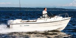 2016 - Arima Boats - Sea Ranger 17