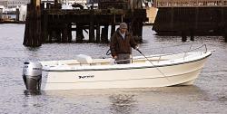 2016 - Arima Boats - Angler 17