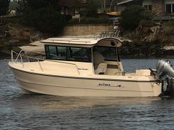 2016 - Arima Boats - Sea Ranger HT 19