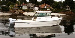 2016 - Arima Boats - Sea Ranger HT 21