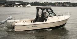 2017 - Arima Boats - Sea Ranger 19