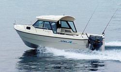 2017 - Arima Boats - Sea Legend HT 22