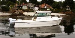2018 - Arima Boats - Sea Ranger HT 21