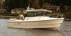 2018 - Arima Boats - Sea Ranger HT 19