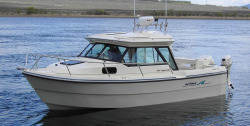 2018 - Arima Boats - Sea Legend HT 22
