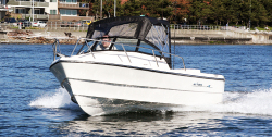2018 - Arima Boats - Sea Chaser 17