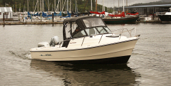 2018 - Arima Boats - Sea Ranger 17