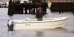 2020 - Arima Boats - Angler 19