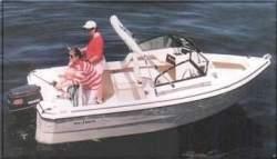 Arima Boats Sea Sprinter 15 Runabout Boat