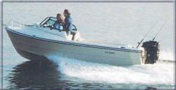 Arima Boats Sea Chaser 19 Walkaround Boat