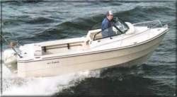 Arima Boats Sea Chaser 16 Runabout Boat