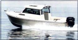 Arima Boats Sea Ranger 19 Hard Top Walkaround Boat
