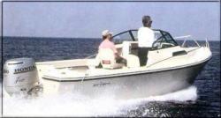 Arima Boats Sea Ranger 19 Walkaround Boat