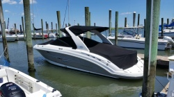 2008 - Chaparral Boats - 276 SSX Sport Deck