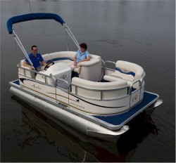 2009 - Avalon Pontoons - Eagle 14