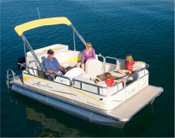 2009 - Avalon Pontoons - Catalina 16