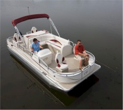 2009 - Avalon Pontoons - CC Fish 20