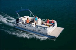2009 - Avalon Pontoons - Tropic 20