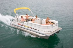 2009 - Avalon Pontoons - Windjammer 22 SGP
