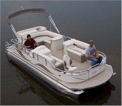 2010 - Avalon Pontoons - LS 21 Bow Fish