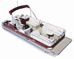 2010 - Avalon Pontoons - CT Rear Fish N Cruise 22