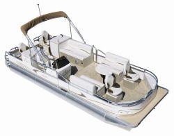 2010 - Avalon Pontoons - CT Fish N Cruise 20