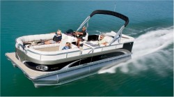 2011 - Avalon Pontoons - Windjammer 22