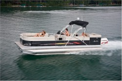 2011 - Avalon Pontoons - Windjammer 24