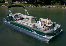 2011 - Avalon Pontoons - Windjammer RC 24