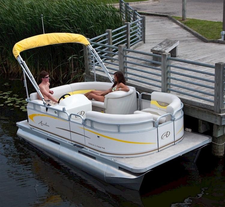 craigslist pontoon boat research 2011 avalon pontoons ...