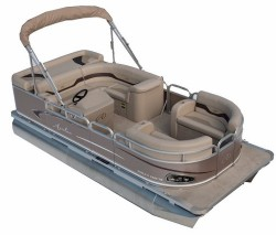 2011 - Avalon Pontoons - Eagle 16 Family