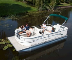2011 - Avalon Pontoons - Catalina 20