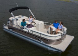 2011 - Avalon Pontoons - Catalina 22