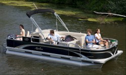 2011 - Avalon Pontoons - CC Fish n Fun 20