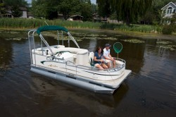 2011 - Avalon Pontoons - Eagle 16 Fish