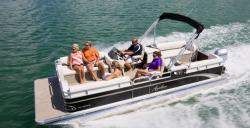 2013 - Avalon Pontoons - GS Quad 18