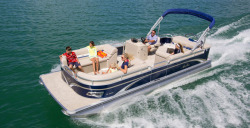 2014 - Avalon Pontoons - 25 LS Cruise