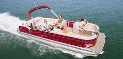 2014 - Avalon Pontoons - 24 Catalina Cruise