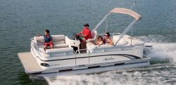 2014 - Avalon Pontoons - GS Cruise 18