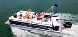 2014 - Avalon Pontoons - GS Cruise 20