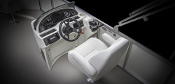 2015 - Avalon Pontoons - 22 LS Rear Fish
