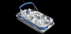 2015 - Avalon Pontoons - 19 GS Quad Fish