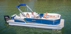 2015 - Avalon Pontoons - 24 LS Quad Lounge