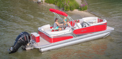 2015 - Avalon Pontoons - 24 LS Entertainer