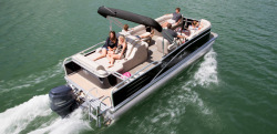 2015 - Avalon Pontoons - 22 Catalina DRL