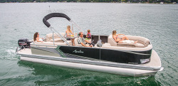 2015 - Avalon Pontoons - 24 LSZ Entertainer